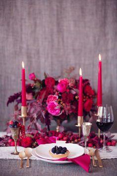 Inspirationssonntag: Herbstliche Hochzeitsinspirationen