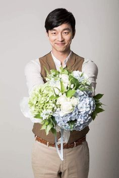 Goblin Gong Yoo, Yoo Gong, Goong, Flower Boys, Korean Actors, Celebrities, July 10, Yoga, Artists