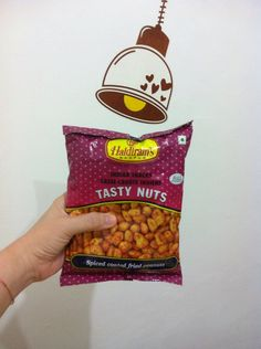 coated peanuts - Indian snacks