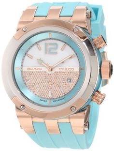 Mulco Unisex MW5-1621-413 Bluemarine Glass Swiss Movement Watch MULCO. $350.00. Case diameter: 47 mm. Durable mineral crystal protects watch from scratches,. Swiss movement isa 8172.231. Stainless steel case with iprg. Water-resistant to 100 M (330 feet). Save 11%!