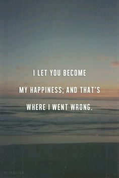 She's Bella Donna: Relatable quotes Sad Love Quotes, Quotes To Live By, Relationship Quotes, Life Quotes, Relationships, Broken Dreams, Angst Quotes, Happy At Work, Love Hurts