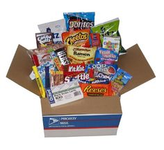 We all love getting care packages (even if we don't always want to admit it). We know what our 5 favorite care package items are!