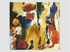 Gillian Ayres   Paintings   Works on paper   Editions   Monoprints - Gillian Ayres - Paintings