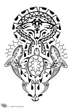 tatoo turtle & mantha & dolphin www.dealxclusive.com } #sexytattoos #womentattoo