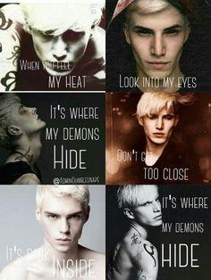 Imagine Dragons- Demons and TMI