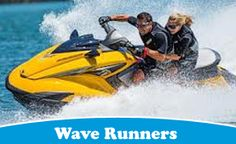 We use the best! Yamaha Waverunners are stable and powerful!  Ft Myers Beach Jet Ski Rentals | Fort Myers Beach Dolphin Tours.  Have Some Fun!  Action Water Sports Ft Myers Beach Must do's