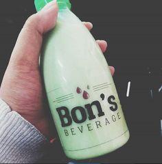 Milk Frappe Bon's Beverage   Lokalin