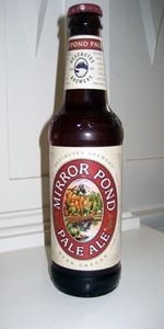 Deschutes Mirror Pond Pale Ale, one of my favorites at the moment
