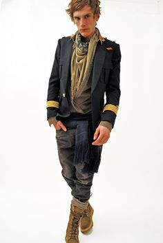 Posting genderqueer looks and styles for your fashion inspiration. The only thing I imply of the...
