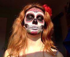 http://www.deviantart.com/art/Calavera-Makeup-511320724