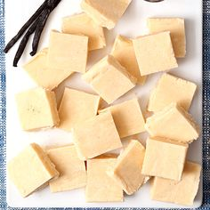 This melt-in-your-mouth easy Vanilla Bean Fudge will quickly become your new favorite fudge flavor.