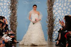2014 Bridal Spring/Summer Collection - Oscar De La Renta - Show