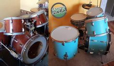 PERCUSSION RENOVATION Sansa, Percussion, Drums, Music Instruments, Handmade, Diy, Hand Made, Bricolage, Musical Instruments