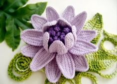 Irish Crochet Motif – Passion Flower by Ann Reillet c. 2015 Material White Work, traditional Irish Crochet: Aunt Lydia's Fine Crochet Thread 20 or Colorful, mod Diy Tricot Crochet, Bonnet Crochet, Mode Crochet, Crochet Motifs, Crochet Amigurumi, Crochet Flower Patterns, Freeform Crochet, Irish Crochet, Crochet Designs