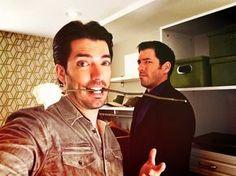 Jonathan & Drew Scott ~ I Love these Guys