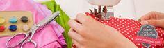 Curso de costura con máquina de coser