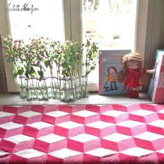Crotchet Blanket Idea