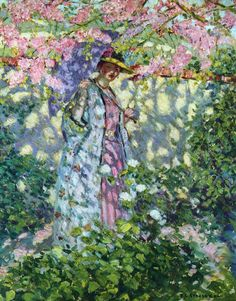 ART & ARTISTS: Frederick Carl Frieseke – part 1