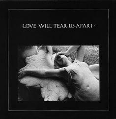 "Joy Division - Love Will Tear Us Apart 12"""
