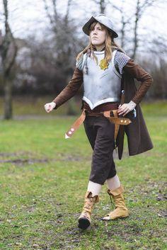 Angua von Uberwald cosplay by Sherlockian