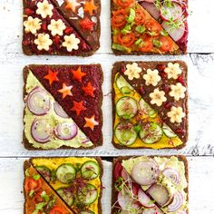 Looking for healthy vegan spreads that are not only oil-free, but also naturally sweetened and gluten-free? Enjoy these 6 super simple spreads!