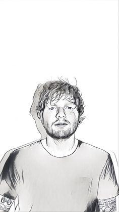 エド・シーラン/Ed Sheeran[11]iPhone壁紙 iPhone 5/5S 6/6S PLUS SE Wallpaper Background
