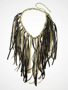 Fringe Necklace | Haute1