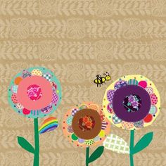 blueberry paper by sandra oost