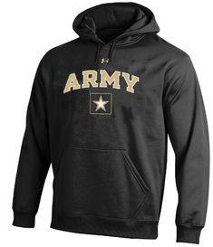 XL Carbon Print//Graphite NCAA Army Black Knights Mens Raider PulloverRaider Pullover