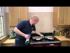 How To Clean an AGA Enamel Top Best Cooker, Aga Cooker, Farmhouse Style Kitchen, Best Appliance Brands, Aga Recipes, Cream Aga, Aga Stove, Aga Range