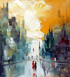 kizioko:    Cidade (by T Glow)(via 44oz)