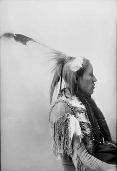 Comanche man – 1898