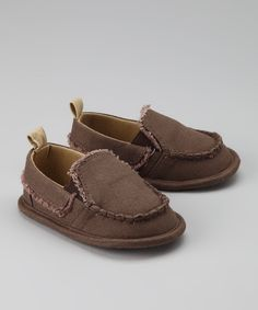 Brown Loafer $7.99 at Zulily