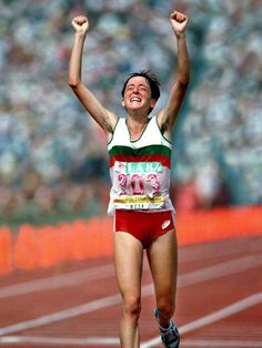 Rosa Mota won the womens' marathon for Portugal at the 1988 Games. Mota ran 21 marathon races between 1982 and 1992 and won 14 of those races. The Association of International Marathons and Distance Races distinguished her as the greatest female marathon runner of all time