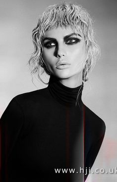 Angelo Vallillo – Eastern Hairdresser of the Year Finalist Collection