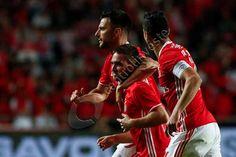 Benfica empata com o Estoril mas está na final da Taça de Portugal