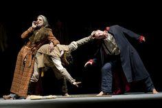 Karamazov - Produced in collaboration by César Brie & Emilia Romagna Teatro Fondazione in 2012.