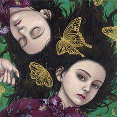Les albums de Céline E.: Butterfly - Opus 3