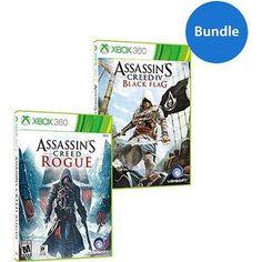 AC Black Flag Bundle X360 - Ubisoft - UBP50201042