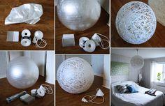 Evde Pilates Topundan Avize Yapımı – Resimli Anlatım Sizlere daha önce bu çalışmayı balonla nasıl yapılacağını paylaşmıştım. Hatta sitemizde balondan avize yapımı ile ilgili çalışmaları ilgil…