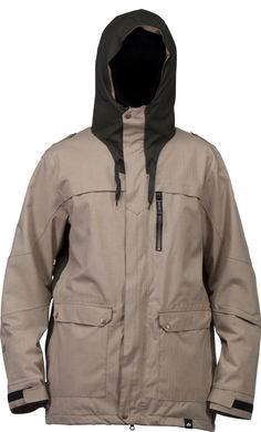 Ride Delridge Snowboard Jacket Mens