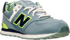 Boys' Grade School New Balance 574 Casual Shoes | Finish Line