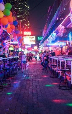 Patpong District, Bangkok   the Antisocialite