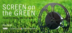 SCREEN ON THE GREEN 2014 ∙ FREE ∙ MONDAYS, JULY 21 THRU AUGUST 11!