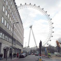 London Eye is the apple of my eye. #england #springbreak
