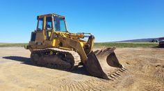 1994 Caterpillar 963 EROPS Track Loader Diesel Engine Construction Hydraulic Cat