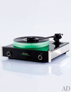 MT5 precision turntable by McIntosh, $6,500