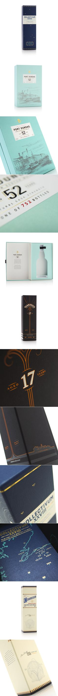 Check Out The Luxurious Packaging For These Special Release Whiskies — The Dieline | Packaging & Branding Design & Innovation News