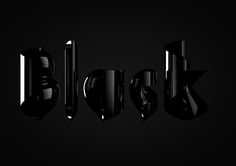 Lathe Typeface is a 3D typeface designed by Alexander Klement. It is created in 3D using Cinema 4D , the letterforms are an extruded or lathed version of the base font Futura to create a modern clean 3D rendering of a recognisable font, but with a twist... Typographic design  of letterforms and characters.