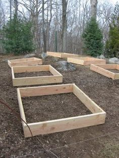 The Thinking Mother: How to Make a $10 Raised Garden Bed Tutorial by ChristineMM